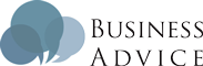 Business Advice Mobile Logo